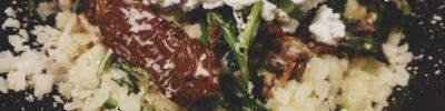 Gnocchi Portfino - La Nonna pizzera restaurant italien Hendaye