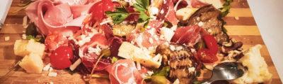 Restaurant Hendaye - La Nonna - Grand plateau à partager
