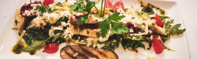 Restaurant Hendaye - La Nonna - Insalata artichauds