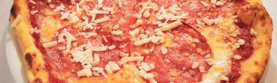 Pizzeria Hendaye - La Nonna - Pizza Calabraise chorizo