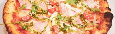 Pizzeria Hendaye - La Nonna - Pizza Presta Bianco