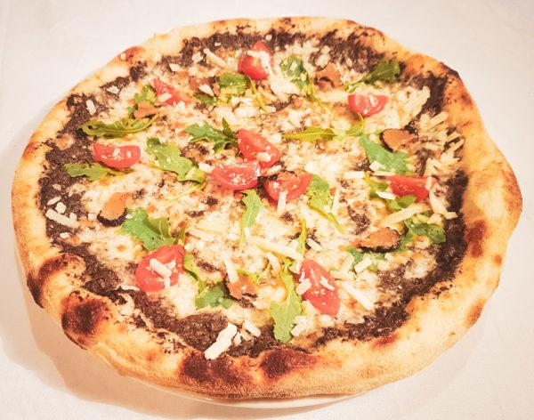 Pizzeria Hendaye - La Nonna - Pizza Truffes