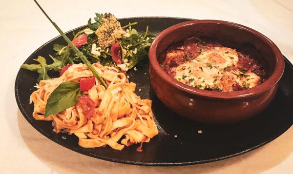 Restaurant Hendaye - La Nonna - Valdostana