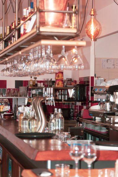 Hendaye - Trattoria della Nonna restaurant intérieur