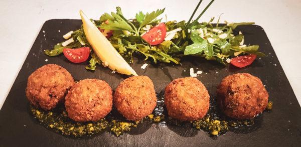 Restaurant Hendaye - La Nonna - Arancini