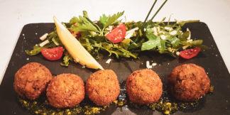 Restaurant Hendaye - La Nonna -Arancinis