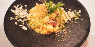 Restaurant Hendaye - La Nonna - Gnocchis gorgonzola noix
