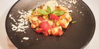Restaurant Hendaye - La Nonna - Gnocchis tomates parmesan