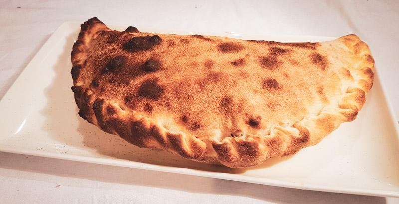 Pizzeria Hendaye - La Nonna - Pizza Calzone