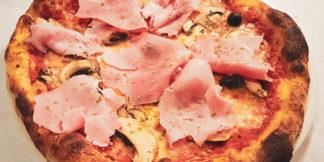 Pizzeria Hendaye - La Nonna - Pizza Régina