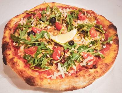 Pizzeria Hendaye - La Nonna - Pizza végétarienne