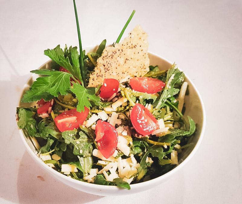 Restaurant Hendaye - La Nonna - Tazza di Rucola salade roquette