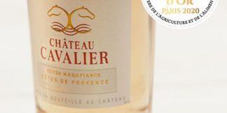 Vin rosé - Chateau Chevalier