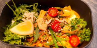LaNonna Antipasti Ortaggi-restaurant-Hendaye à emporter