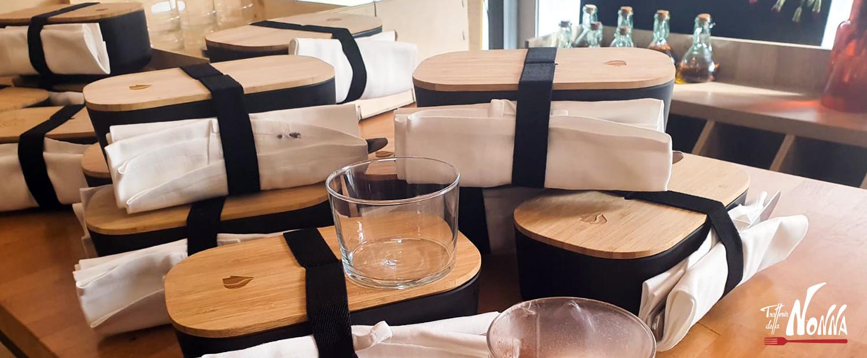 Restaurant Hendaye La Nonna - Plats à emporter, consigner et livraison