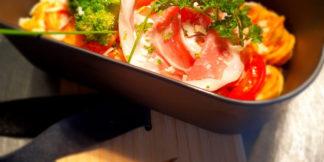Orecchiette speck et borcolis - La-Nonna-Restaurant-Hendaye